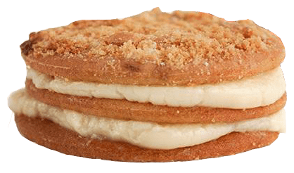 filled sandwich cookies